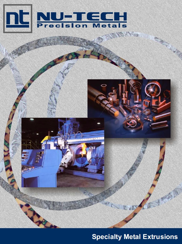 Specialty Metal Extrusions Brochure